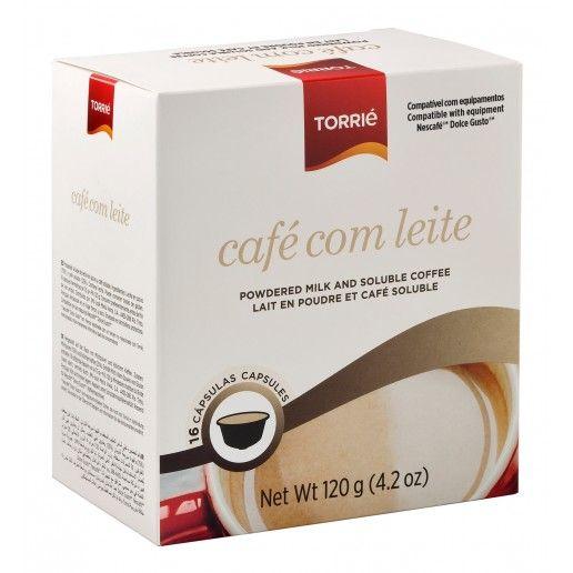 Torrié Café com Leite