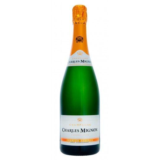 Charles Mignon Premium Réserve Brut Chardonnay