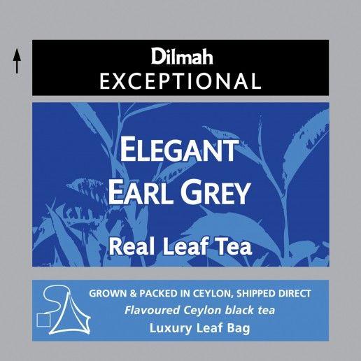 Dilmah Exceptional Elegant Earl Grey