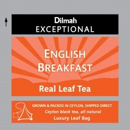 Dilmah Exceptional English Breakfast