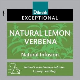 Dilmah Exceptional Natural Lemon Verbena Infusion