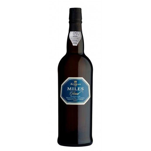 Miles Madeira Wine 3 Anos Meio Seco