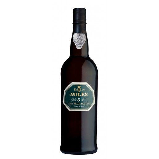 Miles Madeira Wine 5 Anos Seco