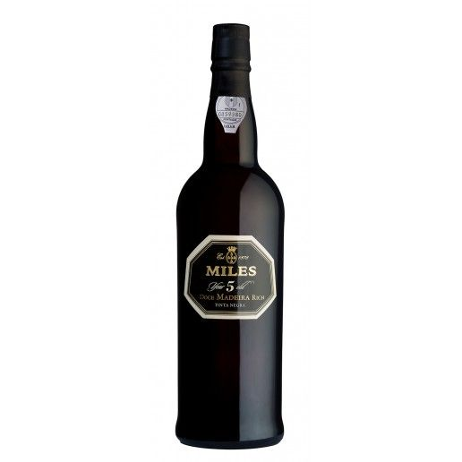 Miles Madeira Wine 5 Anos Doce